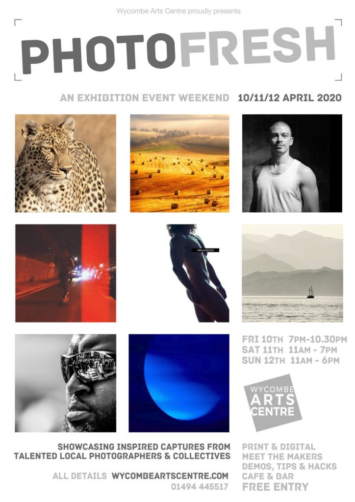 PhotoFresh Photography Exhibition
