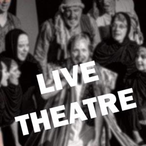 Live Theatre at Wycombe Arts Centre