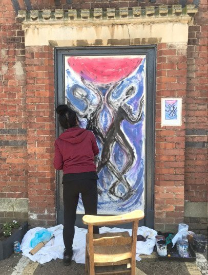 Lorraine M. Tong Art at Wycombe Arts Centre