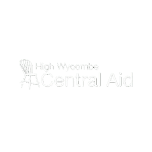 High Wycombe Central Aid Logo