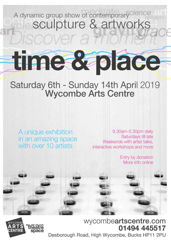Time & Place Sculpture Exhibition