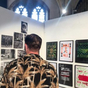 Lockdown Art Exhibition at Wycombe Arts Centre