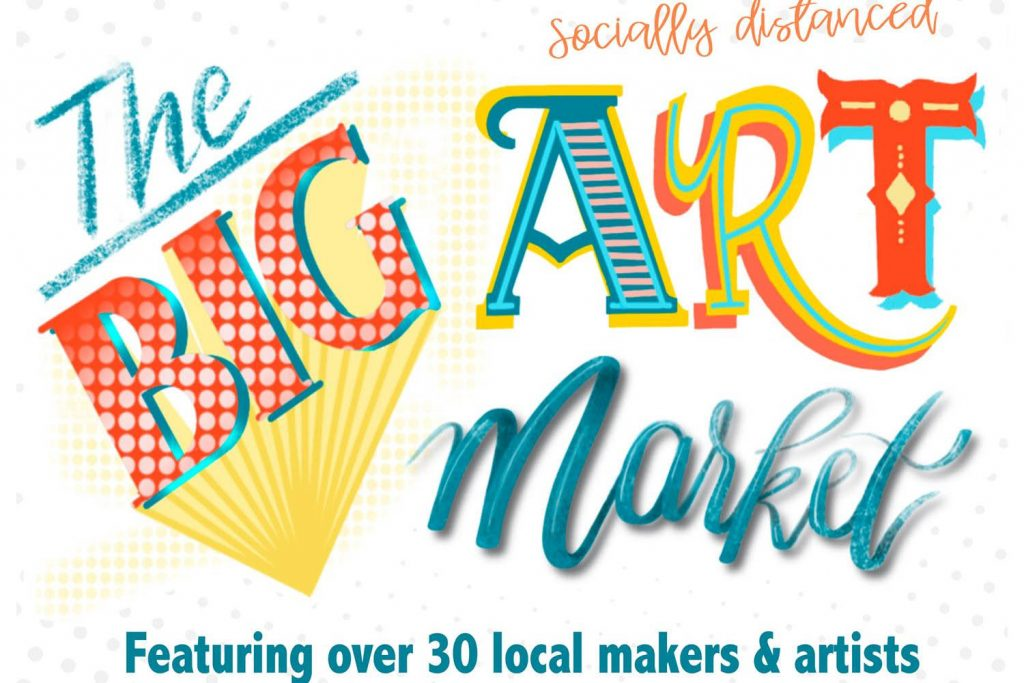 The Big Art Market at Wycombe Arts Centre
