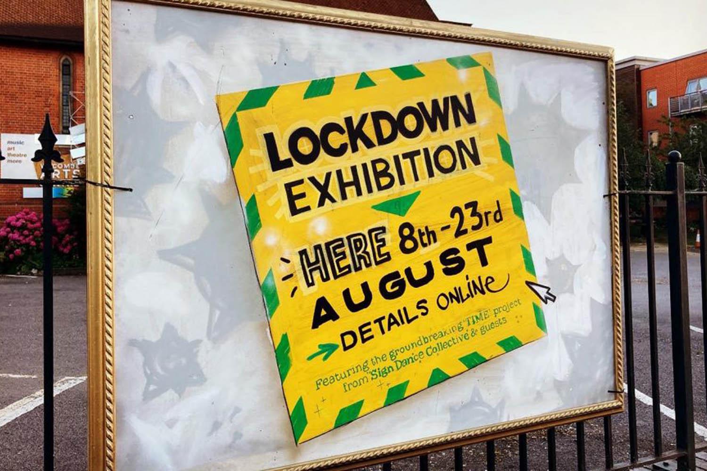 Lockdown Art Exhibition