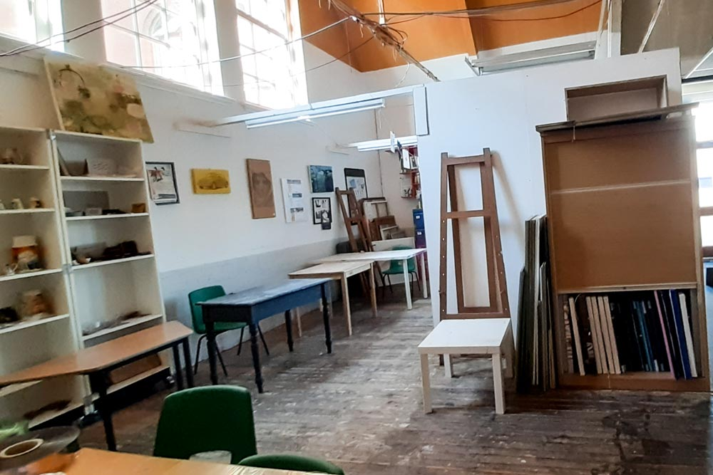 Art Studio at Wycombe Arts Centre