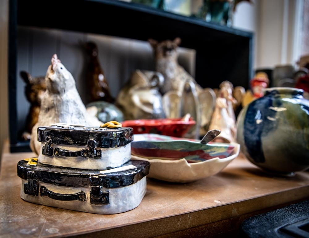 Pottery at Wycombe Arts Centre