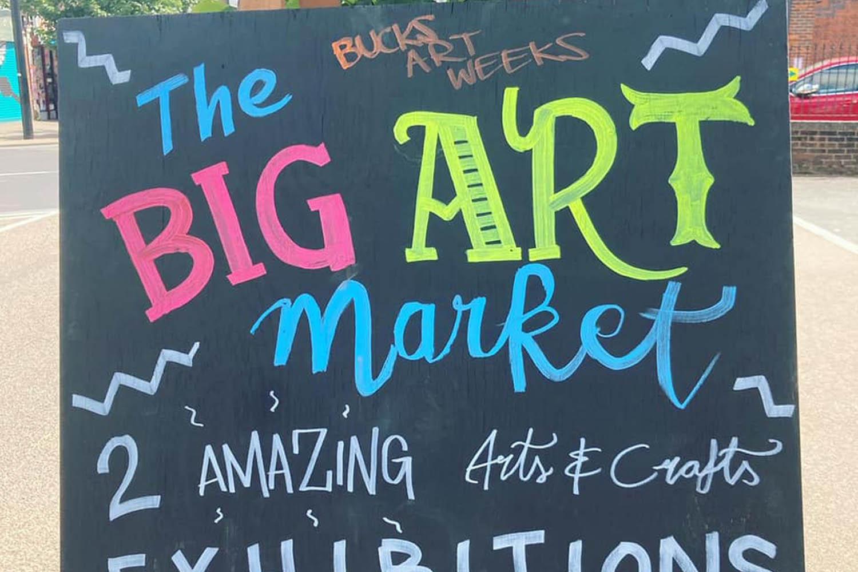 The Big Arts Market at Wycombe Arts Centre