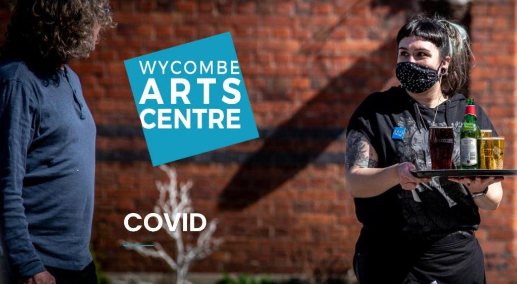 Covid Precautions at Wycombe Arts Centre