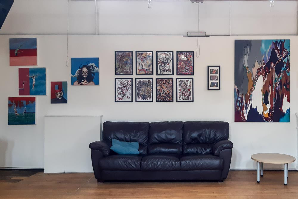 Wycombe Arts Centre Cafe Space