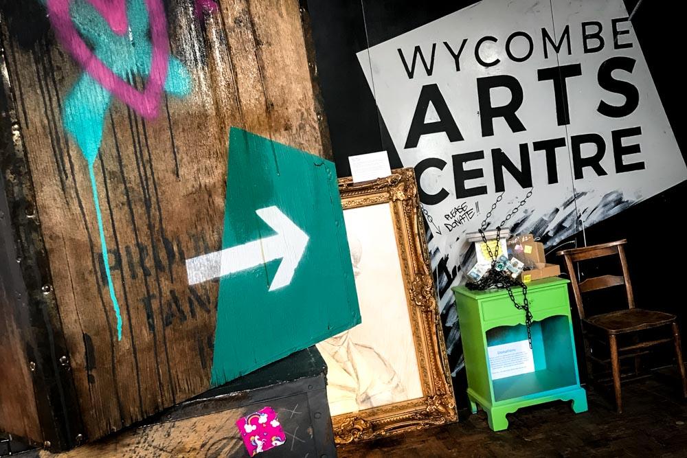 Wycombe Arts Centre Theatre Space