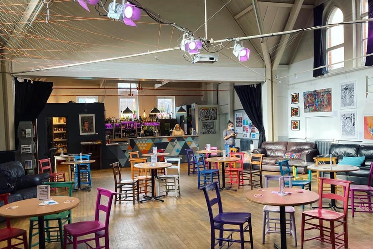 Cafe Space at Wycombe Arts Centre