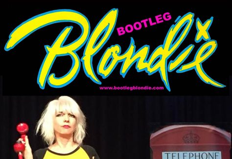 Bootleg Blondie at Wycombe Arts Centre