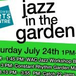 Jazz in the Garden at Wycombe Arts Centre