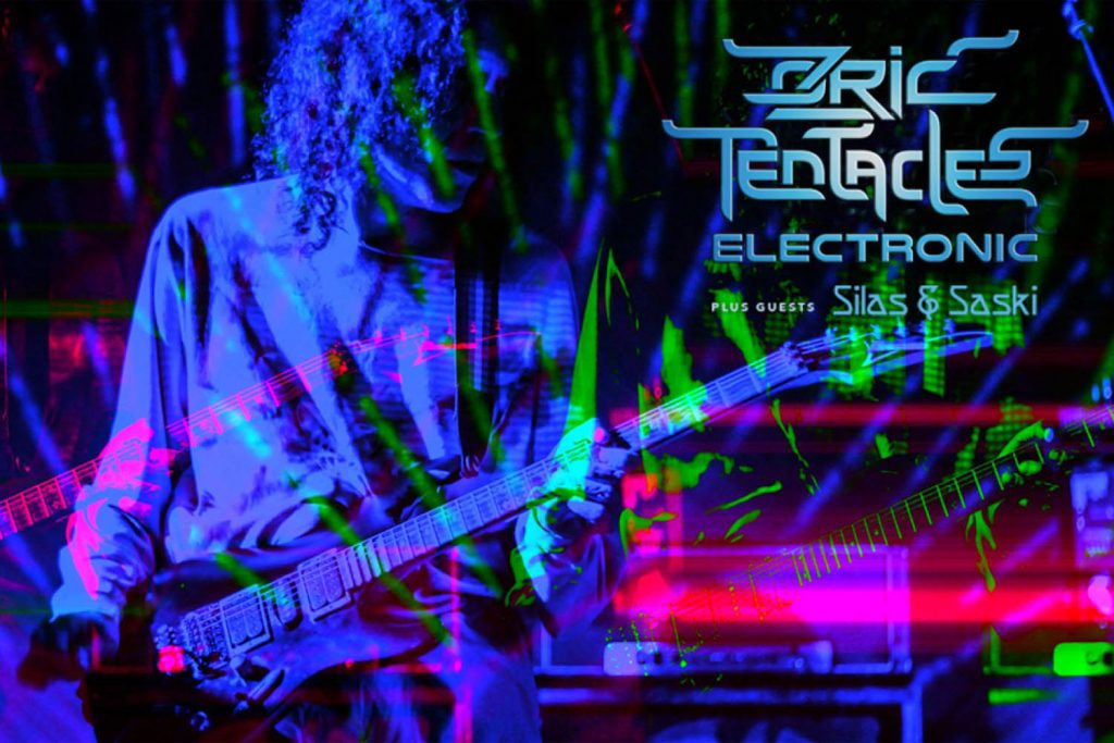 Ozric Tentacles at Wycombe Arts Centre