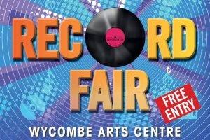 High Wycombe Record Fair