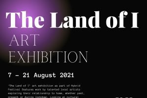 """""""The Land of I"""" Art Exhibition"""