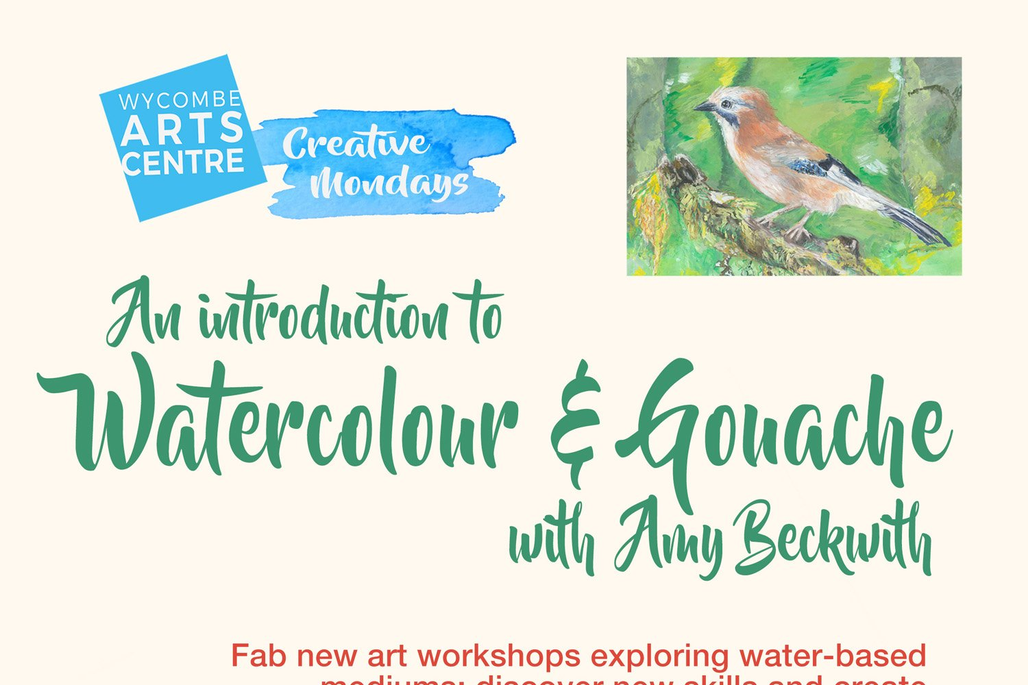 Amy Beckwith Workshops