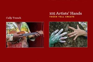 105 Artists' Hands: Touch Tell Create