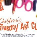 Children's Saturday Art Club