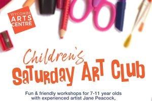 Saturday Morning Children's Art Club