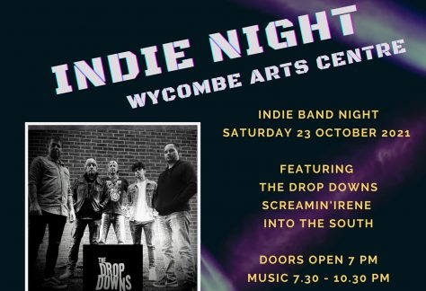 Indie Night at Wycombe Arts Centre