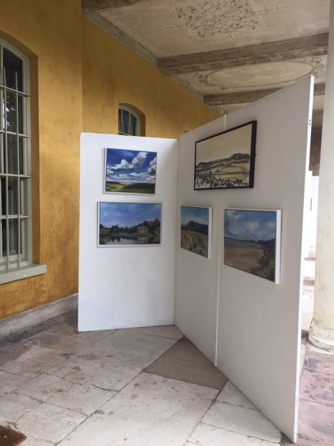 Land-Marks Exhibition at West Wycombe House #2