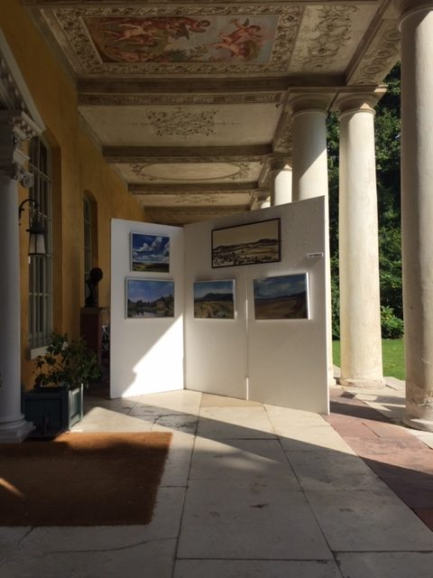 Land-Marks Exhibition at West Wycombe House #5