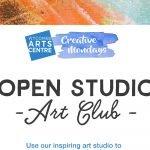 Open Studio Art Club
