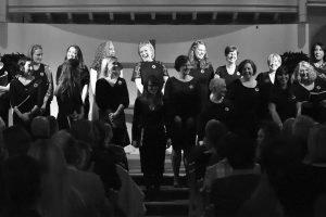 Top Notes Choir Christmas Performance