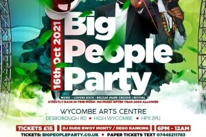 Big People Party: Strictly Back in Time Music