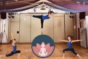 Hatha Yoga by Humming Bee Yoga