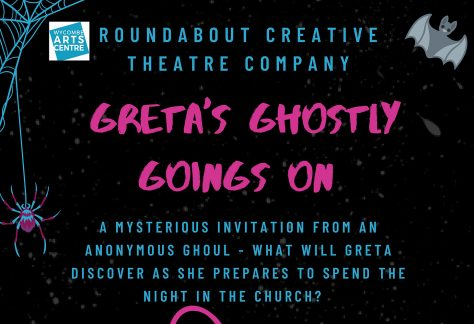 Greta's Ghostly Goings On