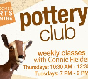 Pottery Club at Wycombe Arts Centre